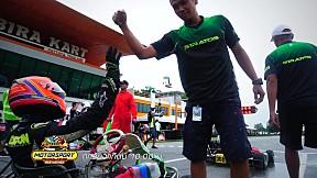 ตัวอย่าง การแข่งขัน X30 เอเชียตะวันออกเฉียงใต้ 2018 | Motorsport Thailand EP.13