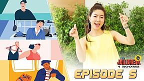 JAILBREAK Season#2 : 4 Rooms   EP.5 Jiyeon [FULL]