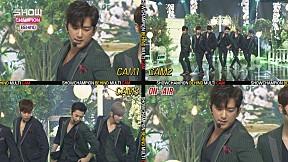 [Showchampion behind EP.107] SHINHWA\'s \'Kiss Me Like That\' Multicam