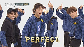 [Weekly Idol EP.372] THE BOYZ\'s \'RIGHT HERE\' Rollercoster Dance
