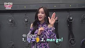 [Showchampion behind EP.109] a stylish comeback Hyomin\'s \'MANGO\'