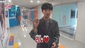 [Showchampion behind EP.110] A secret of one\'s name \'JINLONGGUO\'