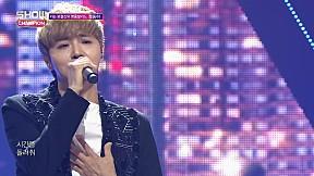 Show Champion EP.288 Jung Dong Ha - Let Me Go Back