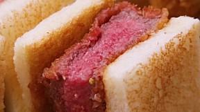 吉列和牛三明治 Flat Iron Steak Sandwich