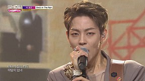 Show Champion EP.289 The Rose - She\'s In The Rain