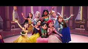 Disney\'s Ralph Breaks The Internet: Wreck-it-Ralph 2   คลิปพิเศษเจ้าหญิงดิสนีย์ (พากย์ไทย)
