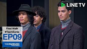 Final Walk #TeamSonia : The Face Men Thailand Season 2 : Episode 9