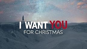 Gun Napat - ประกาศ ( I Want You For Christmas) [Official MV]