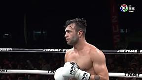 Thai Fight นครราชสีมา   แสนชัย พี.เค. แสนชัยมวยไทยยิม VS Jamal Madani
