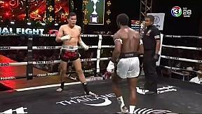Thai Fight ภูเก็ต | แสนสะท้าน คลองสวนพลูรีสอร์ท VS Kurtis Allen