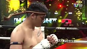 Thai Fight ภูเก็ต | เต็งหนึ่ง ศิษย์เจ๊สายรุ้ง VS Mike Vetrila