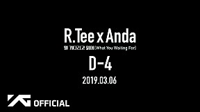 R.Tee x Anda - What You Waiting For D-4 CLIP