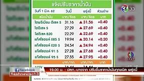 การบินไทย เพิ่มการดูแลพิเศษผู้โดยสารตกค้าง | FlashNews | 01-03-62 | Ch3Thailand