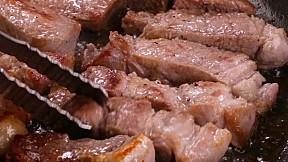 豬頸肉拉麵 Whole Pork Belly Ramen