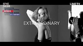 Bangkok International Fashion Week 2019 | We Wear Thai Designer