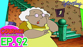 Highlight Courage The Cowardly dog หมาน้อยผู้กล้าหาญ | EP.92