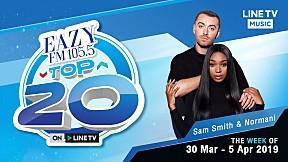 EAZY TOP 20 Weekly Update   07-04-2019