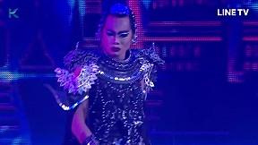 Runway Kana Warrior | Drag Race Thailand Season 2 EP.13 Final Runway
