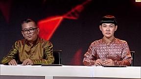 THE MASK LINE THAI | Final Group ไม้จัตวา | EP.16 | 7 ก.พ. 62 [5\/5]