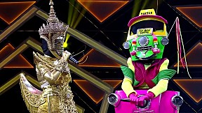 THE MASK LINE THAI | Champ of the Champ | EP.19 | 28 ก.พ. 62 [4\/6]