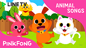 Baby Animals | Pinkfong Animal Songs