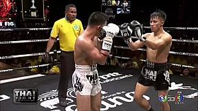Thai Fight เกาะสมุย 2019 | เพชรมหาชน จิตรเมืองนนท์ VS เพชรสมุย ลูกเจ้าพ่อโรงต้ม