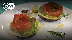 Try This EP.4 | Salmon|avocado poppy seed bagel | Australia