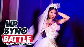 หวาย ปัญญริสา - Like A Virgin | LIP SYNC BATTLE THAILAND SEASON 2