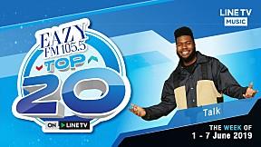 EAZY TOP 20 Weekly Update | 09-06-2019