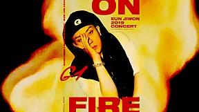EUN JIWON - \'2019 CONCERT [ON FIRE]\' SPOT