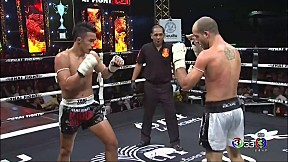 Thai Fight เบตง 2019 | สมิงเดช ลูกเจ้าพ่อโรงต้ม ปะทะ Cosimo Fratoni