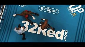ศึกชิงแชมป์มวยอังกฤษรุ่น Heavyweight : Dubois vs Gorman