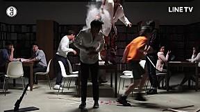 Silent Library ห้องสมุด เงียบสงัด | EP.17 The Face Men Thailand Season2 | เกม Paper Shoot