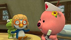EP.45 โพโรโระป่วยเหรอ   Pororo the Little Penguin Season 2