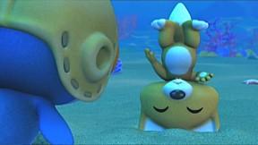 EP.3 เรียนว่ายน้ำกันเถอะ | Pororo the Little Penguin Season 2