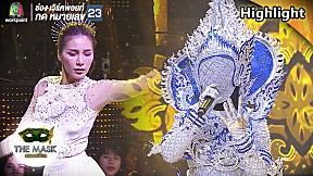 สัญญากับใจ - หน้ากากนางเมขลา Feat.จันจิ จันจิรา | THE MASK วรรณคดีไทย