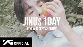 JINU - JINU\'s 1 DAY @ \'HEYDAY\' JACKET SHOOTING