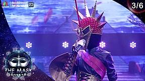 The Mask จักรราศี | EP.05 Semi Final | หน้ากากราศีธนู | 26 ก.ย. 62 [3\/6]