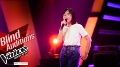 พิม - นางฟ้าสารภัญ | Blind Auditions | The Voice 2019 30 ก.ย. 2562