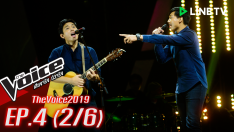 The Voice 2019   EP.4   Blind Auditions [2/6] 7 ต.ค. 2562