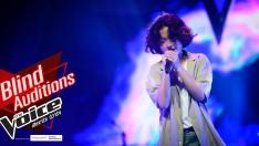 เพลง - Stars   Blind Auditions   The Voice 2019 7 ต.ค. 2562