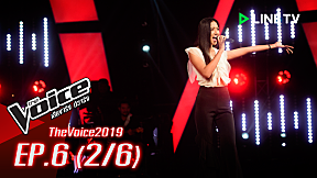 The Voice 2019 | EP.6 | Blind Auditions [2\/6] 21 ต.ค. 2562
