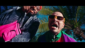 The Black Eyed Peas, J Balvin - RITMO (Bad Boys For Life) (Official Music Video)