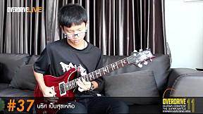 Overdrive Guitar Contest 11   หมายเลข 37 [รุ่น Junior]