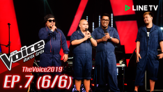 The Voice 2019 | EP.7 | Blind Auditions [6/6] 28 ต.ค. 2562