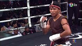 Thai Fight แม่สอด 2019   ป.ต.ท. ว. รุจิรวงศ์ ปะทะ Gladstone Allen