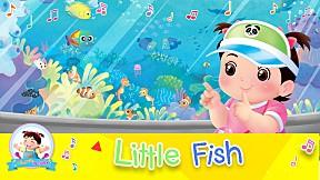 กุ๋งกิ๋ง | เพลงเด็ก  Little Fish