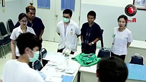 เรื่องจริงผ่านจอ | ภารกิจแพทย์อาสา