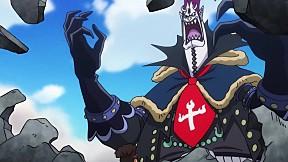 วันพีซ ภาควาโนะคุนิ | EP.917 ตอนดินแดนศักดิ์สิทธิ์สั่นสะเทือน 1 ใน 4 จักรพรรดิหนวดดำผู้ไม่เกรงกลัวใคร [1\/2]