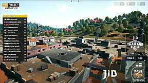 JIB PUBG Thailand Series Phase 1 (Game 21)